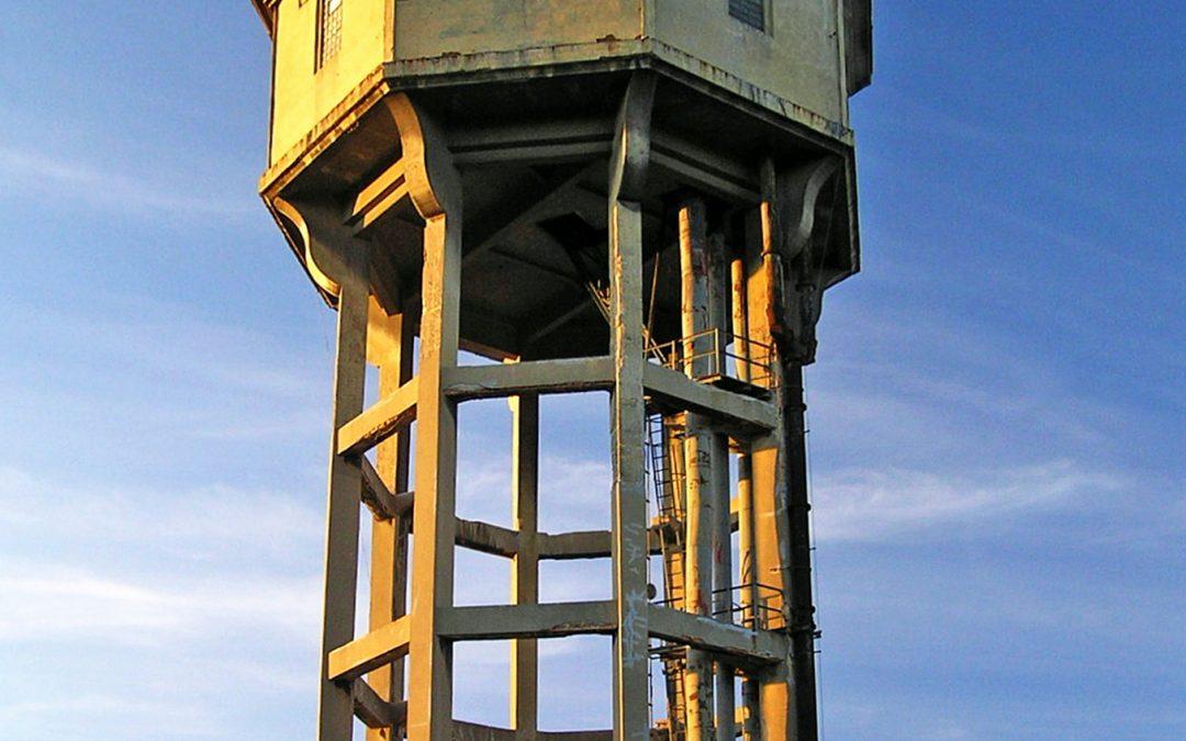 Věžový vodojem Splintex